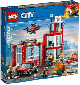 LEGO 60215 City Remiza strażacka