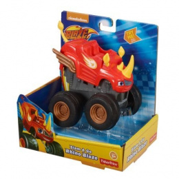 Fisher Price Monster Blaze nacisnij i jedź Rhino