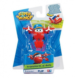 Cobi Super Wings Fig transforFlip