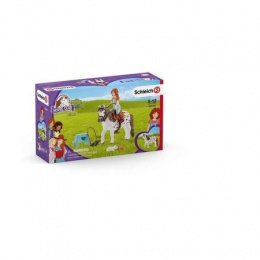 Schleich Horse Club Mia i Spotty