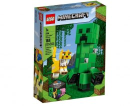 21156 LEGO Minecraft - BigFig Creeper i Ocelot