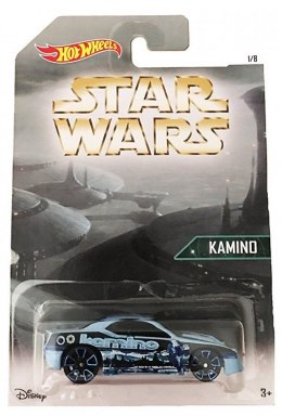 HOT WHEELS SW Samochodziki Star Wars
