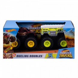 Hot Wheels Monster Trucks 2 auta alarm FYJ80 /4
