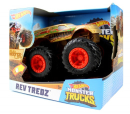 Hot Wheels Monster Truck - All Beefed Up