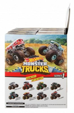 Hot Wheels Monster Trucks auto niespodzianka GPB72