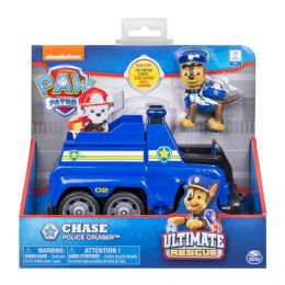 Spin Master PSI PATROL Ultimate Rescue Pojazd z fig., Chase
