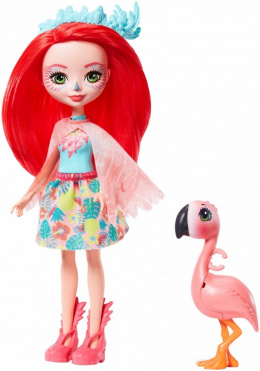 Mattel Enchantimals Fanci Flaming + Swash