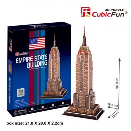 Puzzle 3D Cubic Fun Empire State Building