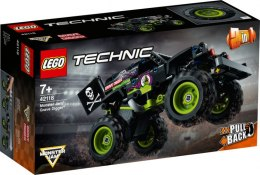 LEGO 42118 TECHNIC Monster Jam Grave Digger p4