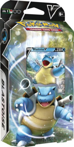 Pokemon TCG Pokemon TCG: Talia February V Battle Deck Blasto